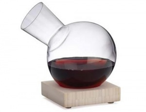 Legnoart ELIXIR Decanter Set, Designed by Bjorn Blisse